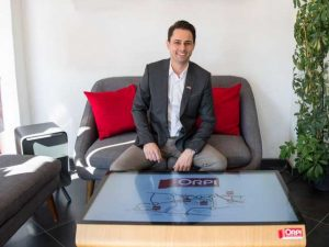 Anthony BARBIER Orpi ab partners immobilier Mandelieu-