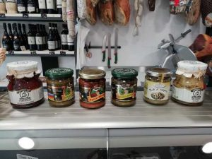La Bottega Italiana Mandelieu-La Napoule bocaux