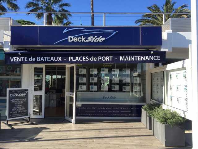 Agence deckside Mandelieu-La Napoule