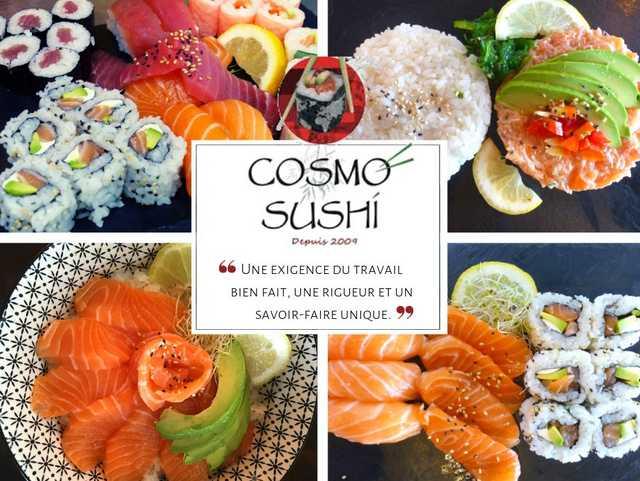 Cosmo Sushi Mandelieu-La Napoule