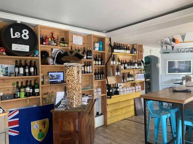 Restaurant le 8 Mandelieu-La Napoule