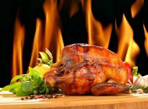 La maison du bon poulet