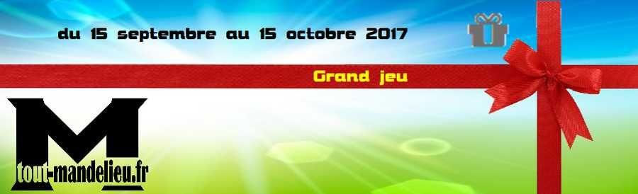 jeux-cadeaux-bons plans Mandelieu La-Napoule